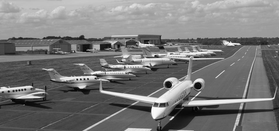 London's Reliever Airport Biggin Hill Airport