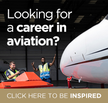 Looking for a career in Aviation?